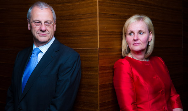 Let's Hear It For Number Twos – The Deputies, The COOs, The Advisers