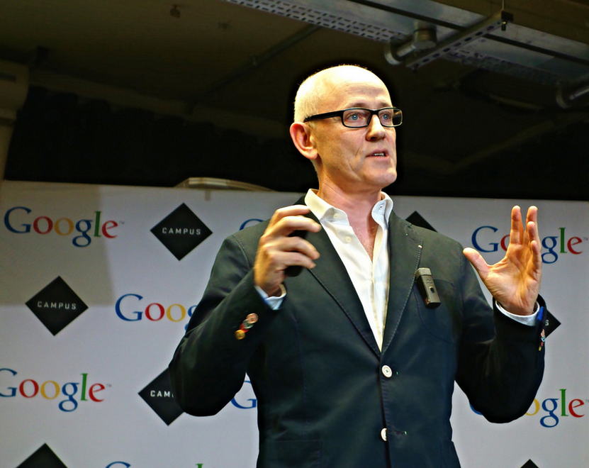Richard Hytner – Google Campus London